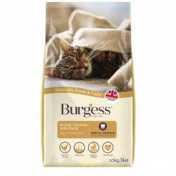 Burgess Cat Food