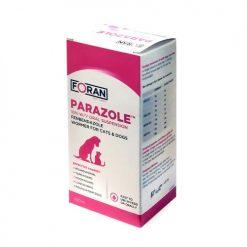 Parazole dog wormer