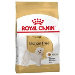 Bichon frise dog food