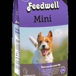 Mini dog food