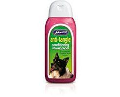 Anti-tangle shampoo