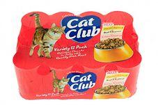 Cat Food - Wet