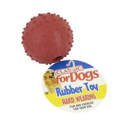 dog toy pimple ball