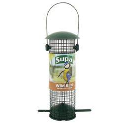 wild bird peanut feeder
