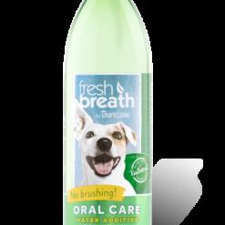 fresh breath dog oral care