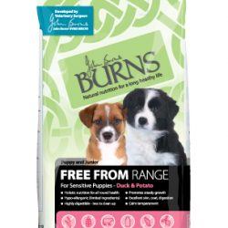 puppy food grain free