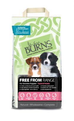 puppy food grain free