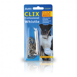 clix professional dog whistle