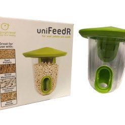 wild bird feeder suet seeds