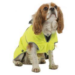 Hi vis High Viz dog coat